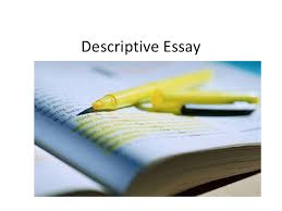 Descriptive essay about a person you love