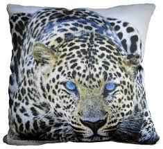 Купить <b>Подушка декоративная Gift'n'Home</b> Леопард 35х35 см ...