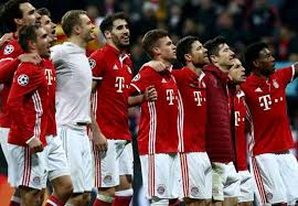 Image result for Bayern champs
