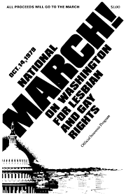 National March! On Washington for Lesbian and Gay Rights: <b>Official</b> ...