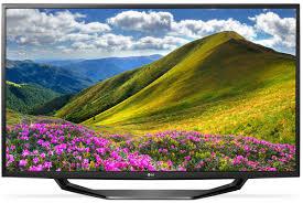 "<b>Телевизор LG 43LJ515V</b> 43"", черный"
