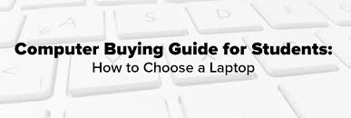 Computer Buying Guide for Students - Information Resources ...