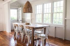wicker dining chairs room home