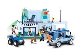 <b>Конструктор Police HQ</b> - <b>COBI</b>-1574 | детские игрушки с ...