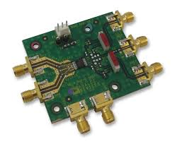 <b>AD8302</b>-EVALZ - Analog Devices - <b>Evaluation Board</b>, <b>AD8302</b> RF/IF ...