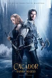 O Caçador e a Rainha do Gelo – HD 1080p Dublado e Legendado