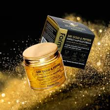 [SALE] <b>Farmstay 24k Gold &</b> Peptide Perfect Ample Cream 80ml ...