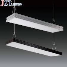 m modern concise office chandelier led strip lighting office space conference room simple aluminum t5 hanging cheap office lighting