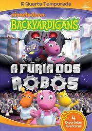 Backyardigans: A Fúria dos Robôs