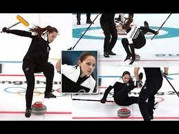 Anastasia Bryzgalova, 25Winter Olympics Russian curler ...