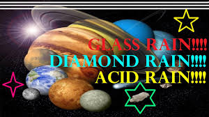 what kinds of rain occur on different planets and moons diamond what kinds of rain occur on different planets and moons diamond rain