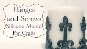 <b>Hinges</b> and <b>Screws Mould</b> For Crafts - YouTube