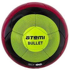 Футбольный <b>мяч ATEMI BULLET WINTER</b> 00-00000413