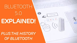 The History of <b>Bluetooth</b> - <b>5.0</b> Explained - YouTube