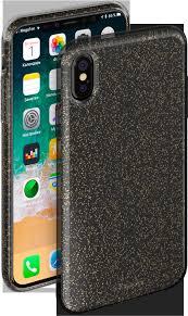 <b>Deppa Chic Case чехол</b> для Apple iPhone X, Black