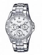 Купить <b>женские часы Casio</b> Sheen в официальном магазине G ...