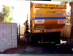 phoenix az local news headlines cbs kpho good luck proving damage from city trash trucks