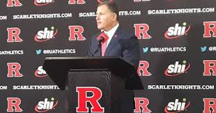 Schiano expected to address crowd at Rutgers vs Seton Hall game