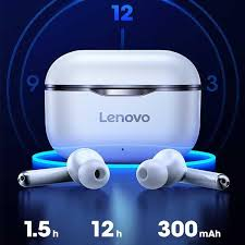 Lenovo <b>Lenovo Lp1 Wireless Bluetooth</b> Headset Binaural Sports ...
