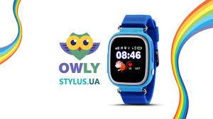 Owly <b>Smart Baby Watch</b> обзор - YouTube