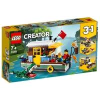 <b>Конструктор LEGO</b> Creator 31093 <b>Плавучий</b> дом — Конструкторы ...