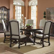 cream compact extending dining table:  dining room round dining room tables for  glass round dining table compact round dining