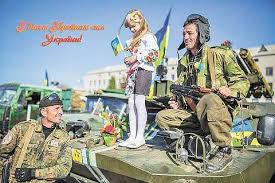 Сегодня отмечается День Вооруженных Сил Украины - Цензор.НЕТ 4724