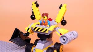 The <b>LEGO Movie</b> 2 70832 - <b>Набор</b> строителя Эммета - YouTube