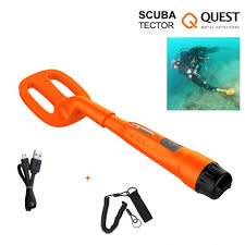 <b>Quest Scuba Tector</b> - Zore Electronic (Swissdetector.ch)