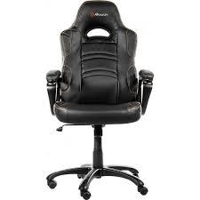 <b>Компьютерное кресло Arozzi Enzo</b> Black купить в Москве ...