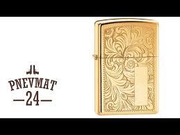 <b>Зажигалка Zippo Venetian</b> 352B - YouTube