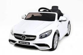 <b>Детский электромобиль Harleybella Mercedes</b>-Benz S63 Luxury ...
