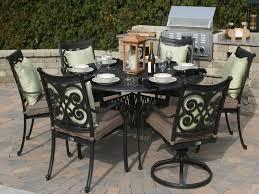 patio table and 6 chairs: patio table and chairs set rfkjbda