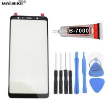 Buy samsung a7 outer lens <b>glass touch screen</b> and get free shipping ...