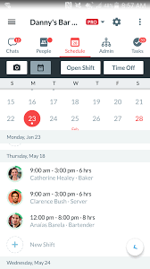 what is shift manager crew help a shift manager schedule screen at work
