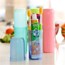 2019 Practical Travel <b>Candy Colored Portable Wash</b> Cup ...