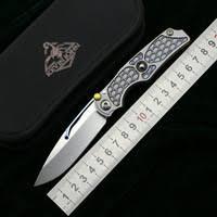 Маленький <b>складной нож</b> LOVOCOO PT TC4, титановая ручка...