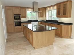 kitchen worktops ideas worktop full:  kitchen oak kitchen carcasses with custom kitchen cabinets and black countertops decor also elegant small