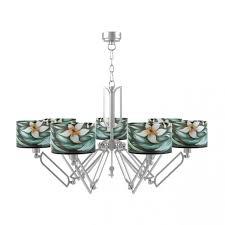 Подвесная <b>люстра Lamp4you Hightech M1</b>-<b>07</b>-<b>SN</b>-<b>LMP</b>-<b>Y</b>-12 ...