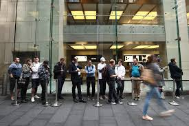 Apple iPhone 11 goes on sale with lines outside major stores