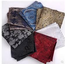 High Quality Hankerchief Scarves Vintage Wool Hankies ... - Qoo10
