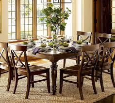 Tablecloth For Dining Room Table Graceful Thanksgiving Dining Table Decor Inspiration Pottery Barn