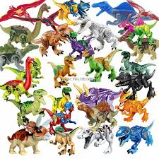<b>Assemble Building Blocks</b> Dinosaur <b>Jurassic</b> Park World Models ...