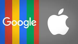 Resultado de imagen para google apple
