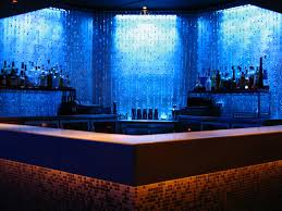blug photo shoot took some press photos for a media kit featuring the new lighting bar design we recently executed at sapphire bar lighting design