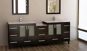 element contemporary bathroom vanity set: design element galatian double  inch espresso modern modular bathroom vanity set
