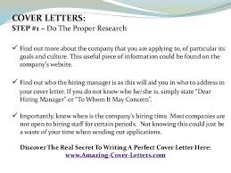 Help me write a cover letter 3.