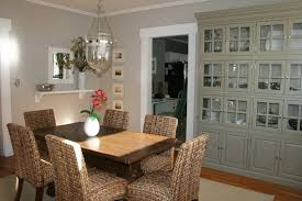 dining room wall decorating ideas: big cabinet in dining room wall decor ideas