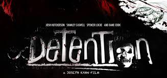 detention movie horror teen movie film criticism detention detention 2011 combines multiple genres of slasher horror and comedy the teen high school theme that is reiterated in so many teen films in recent
