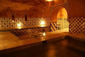 Resultado de imagen de baños arabes granada
